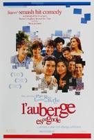 L'auberge espagnole - Movie Poster (xs thumbnail)