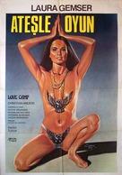 Die Todesgöttin des Liebescamps - Turkish Movie Poster (xs thumbnail)