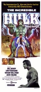 """The Incredible Hulk"" - Australian Movie Poster (xs thumbnail)"