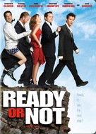 Ready or Not - DVD cover (xs thumbnail)