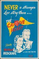 The Captive Heart - Movie Poster (xs thumbnail)