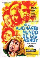 Paranoiac - Spanish Movie Poster (xs thumbnail)