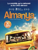 Almanya - Willkommen in Deutschland - French Movie Poster (xs thumbnail)