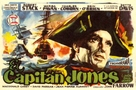 John Paul Jones - Spanish Movie Poster (xs thumbnail)