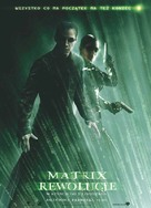 The Matrix Revolutions - Polish Movie Poster (xs thumbnail)