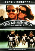 Hells Angels on Wheels - Swedish DVD cover (xs thumbnail)