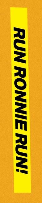 Run Ronnie Run - Logo (xs thumbnail)