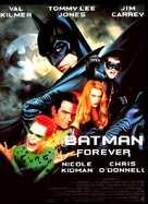 Batman Forever - Spanish Movie Poster (xs thumbnail)