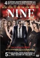 Nine - DVD movie cover (xs thumbnail)