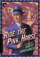 Ride the Pink Horse - DVD cover (xs thumbnail)