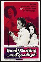 Good Morning... and Goodbye! - Movie Poster (xs thumbnail)