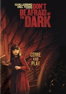 Don't Be Afraid of the Dark - DVD cover (xs thumbnail)