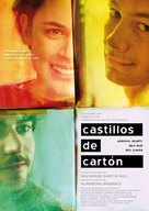 Castillos de cartón - Spanish Movie Poster (xs thumbnail)