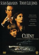 The Client - Movie Cover (xs thumbnail)