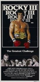 Rocky III - Australian Movie Poster (xs thumbnail)
