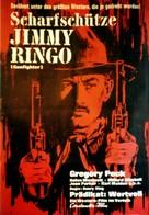 The Gunfighter - German Movie Poster (xs thumbnail)