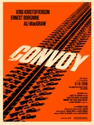 Convoy - Homage movie poster (xs thumbnail)