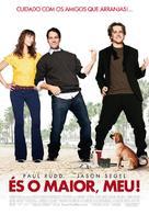 I Love You, Man - Portuguese Movie Poster (xs thumbnail)