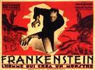 Frankenstein - French Movie Poster (xs thumbnail)