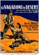 Wanderer of the Wasteland - French Movie Poster (xs thumbnail)