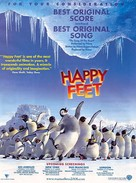 Happy Feet - For your consideration movie poster (xs thumbnail)