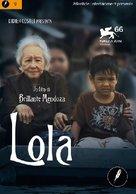 Lola - Italian DVD cover (xs thumbnail)