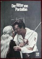 Le chevalier de Pardaillan - German Movie Cover (xs thumbnail)