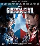 Captain America: Civil War - Brazilian Movie Cover (xs thumbnail)