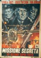 Thirty Seconds Over Tokyo - Italian Movie Poster (xs thumbnail)