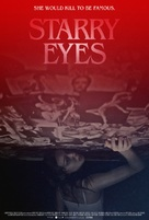 Starry Eyes - Movie Poster (xs thumbnail)
