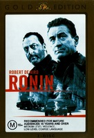 Ronin - Australian Movie Cover (xs thumbnail)