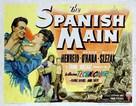 The Spanish Main - Australian Movie Poster (xs thumbnail)