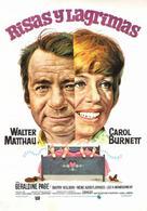 Pete 'n' Tillie - Spanish Movie Poster (xs thumbnail)