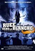 White Rush - French Movie Cover (xs thumbnail)