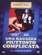 Una ragazza piuttosto complicata - Italian Movie Cover (xs thumbnail)