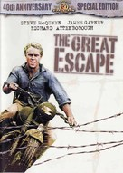 The Great Escape - DVD movie cover (xs thumbnail)