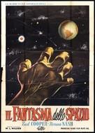Phantom from Space - Italian Movie Poster (xs thumbnail)