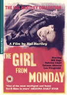 The Girl From Monday - British DVD cover (xs thumbnail)