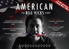 American: The Bill Hicks Story - British Movie Poster (xs thumbnail)
