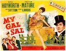 My Gal Sal - Movie Poster (xs thumbnail)