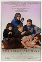 The Breakfast Club - Movie Poster (xs thumbnail)