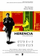 Herencia - Argentinian Movie Poster (xs thumbnail)
