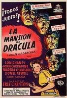 House of Dracula - Spanish Movie Poster (xs thumbnail)