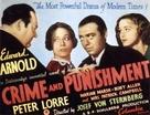 Crime and Punishment - poster (xs thumbnail)