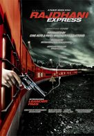Rajdhani Express - Indian Movie Poster (xs thumbnail)