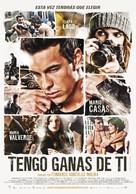 Tengo ganas de ti - Spanish Movie Poster (xs thumbnail)