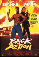 Back in Action - Video release movie poster (xs thumbnail)
