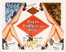 Paris Follies of 1956 - Movie Poster (xs thumbnail)