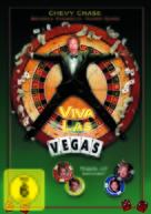 Vegas Vacation - German DVD movie cover (xs thumbnail)