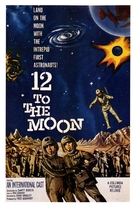 12 to the Moon - Movie Poster (xs thumbnail)